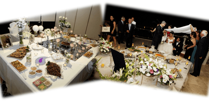 iranina luxury wedding in antalya
