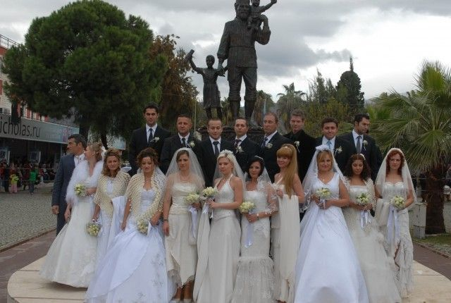 Wedding Festival in Demre by Wedding City Antalya