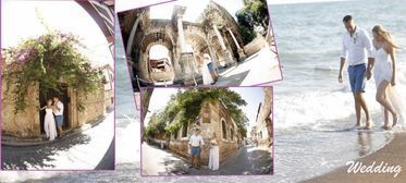 turkey weddings beach Antalya Istanbul