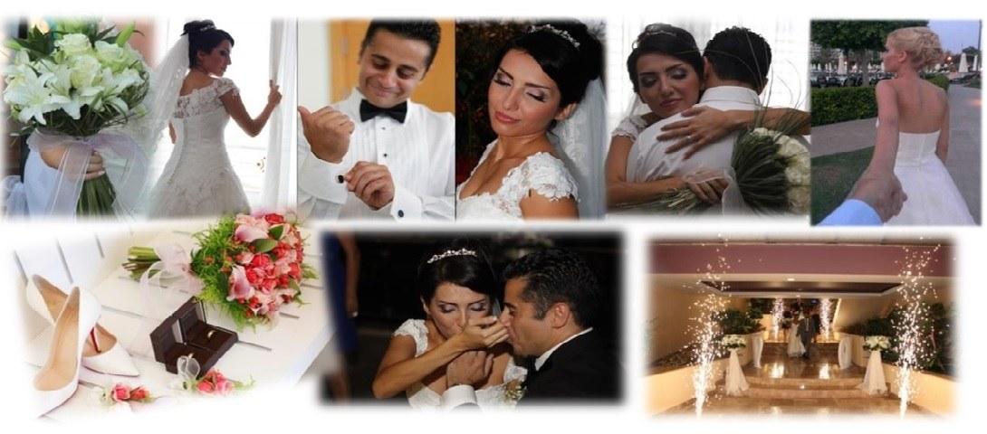 Iranian luxury Wedding In Turkey Antalya