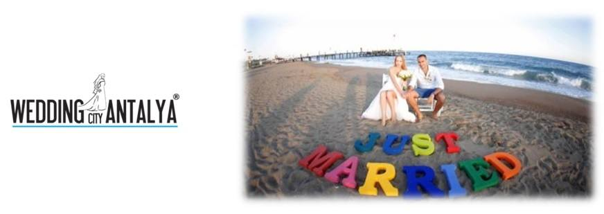 Wedding Ceremony On Beaches Antalya