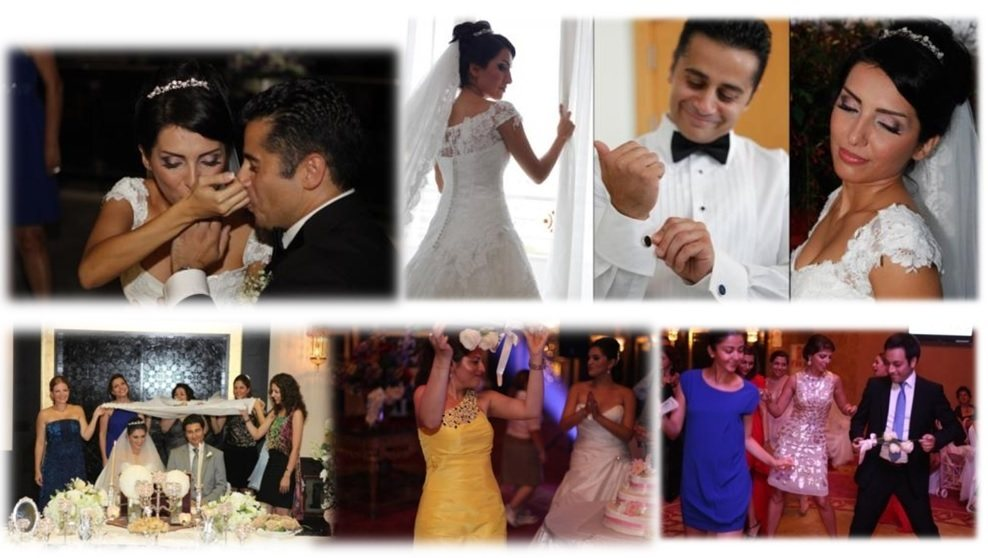 Iranian Luxury Wedding in turkey