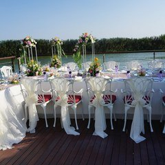 beach wedding planner in Turkey