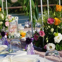 wedding decorator in Antalya