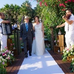 Swiss wedding in Antalya