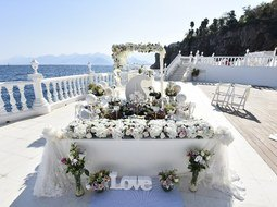 iranian weddings in antalya turkey