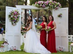 Kazakh Wedding in antalya
