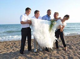 best wedding beach planner in antalya