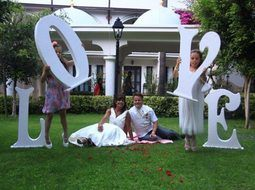 British Wedding in antalya