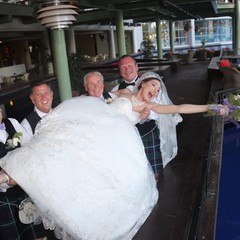 Scottish Weddings In Antalya