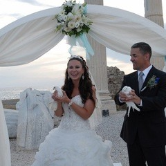 Official wedding in Antalya