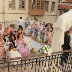 Norwish wedding in Antalya