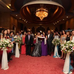 Kazakhstan Wedding In Turkey