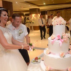 Wedding Cake In Antalya