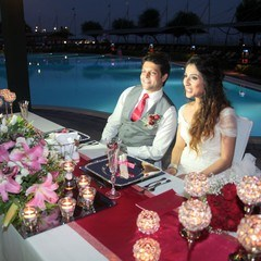 Persian Wedding With Sofreh Aghd