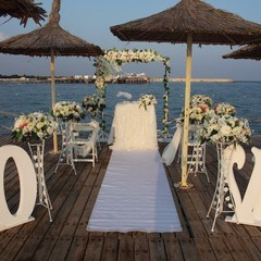Beach Wedding In Antalya