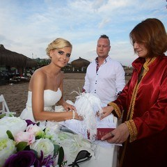 Civil Marriage In Antalya Beach