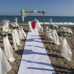 Wedding in Antalya