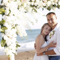 Formal wedding in Antalya