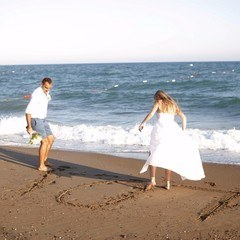 Beach Wedding In Turkey