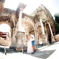 The best wedding planner in Antalya