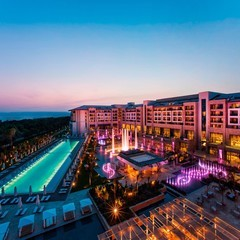Wedding in Regnum Carya Hotel in Turkey