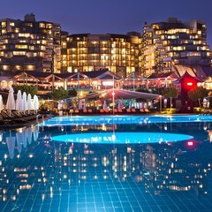 Limak International Resort hotel in antalya