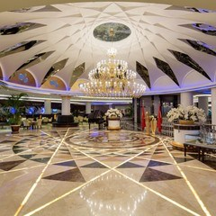 Ballroom Of The Crystal Sunset Luxury Resort Hotel