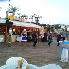 Beach Wedding Ceremony In Sentido Gold Island