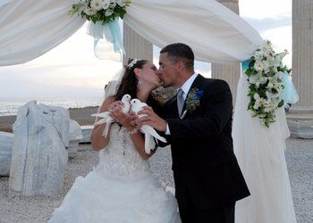 official marriage in historical venue in antalya