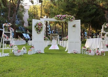 formal wedding in turkey