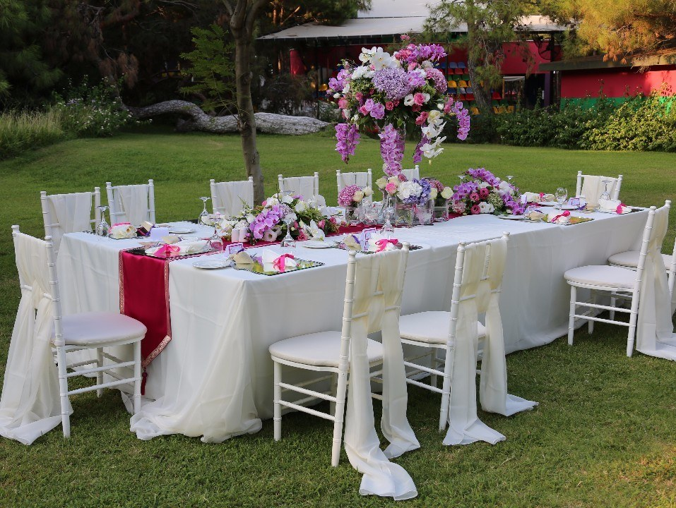 Our Outdoor Wedding Venue Partners In Turkey-Antalya