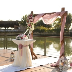 Luxury wedding in Turkey