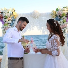 Cultural wedding in Antalya