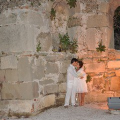 Wedding In ancient place in Turkey