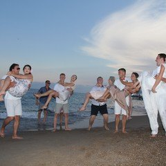 Beach Wedding Ceremony In Turkey