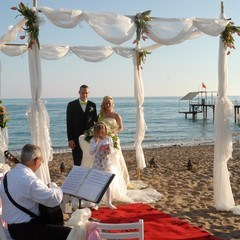 Symbolic Wedding Ceremony In Alanya