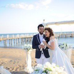 Wedding In The Mediterranean