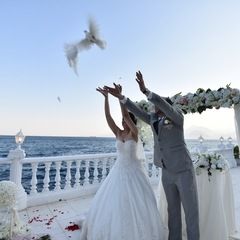 European weddings in Antalya