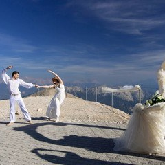 Civil Marriage In Olympos Teleferik