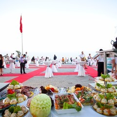 Wedding Food In Antalya