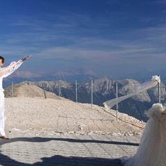 Themed Wedding In Olympos Teleferik