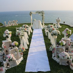 Bridal Walkway In Antalya