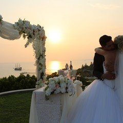 Romance Wedding In Antalya