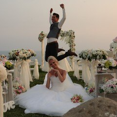 Symbolic Wedding In Antalya