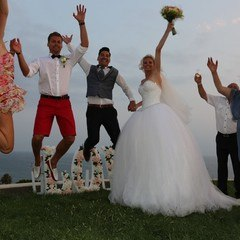 Wedding At The Hotel In Antalya
