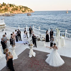 traditional persian wedding in antalya
