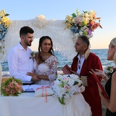Best wedding planner in Antalya