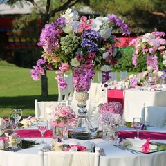 Wedding Decorations in Antalya