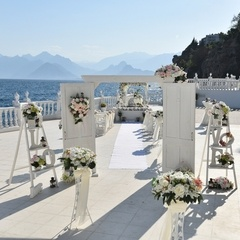 Civil wedding in Antalya
